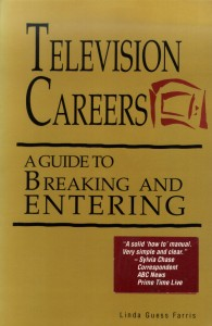 TV Careers Book