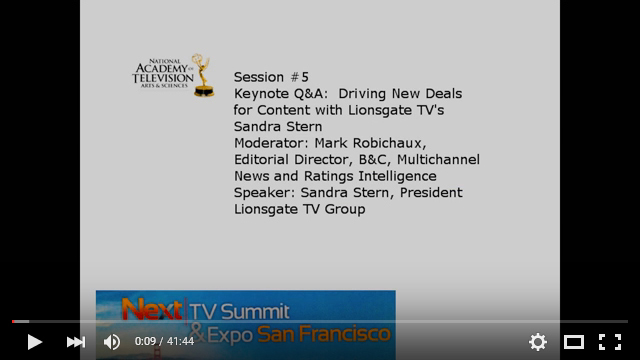 NextTVSummit-Session5