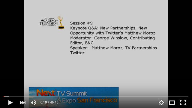 NextTVSummit-Session9