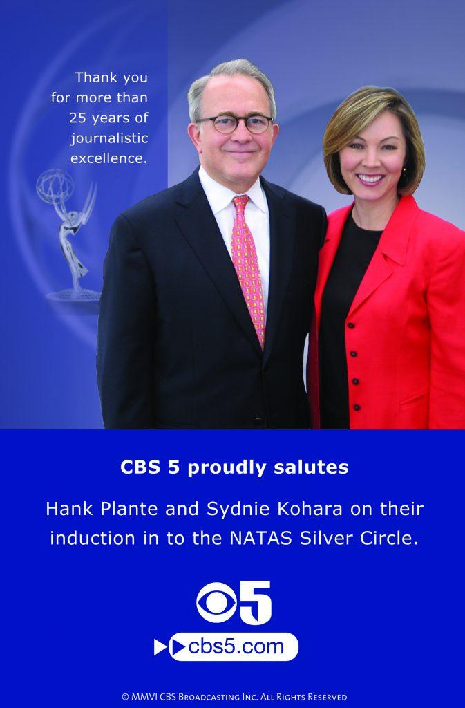 CBS 5 NATAS Silver Circle