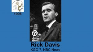 Davis, Rick