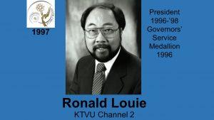 Louie, R