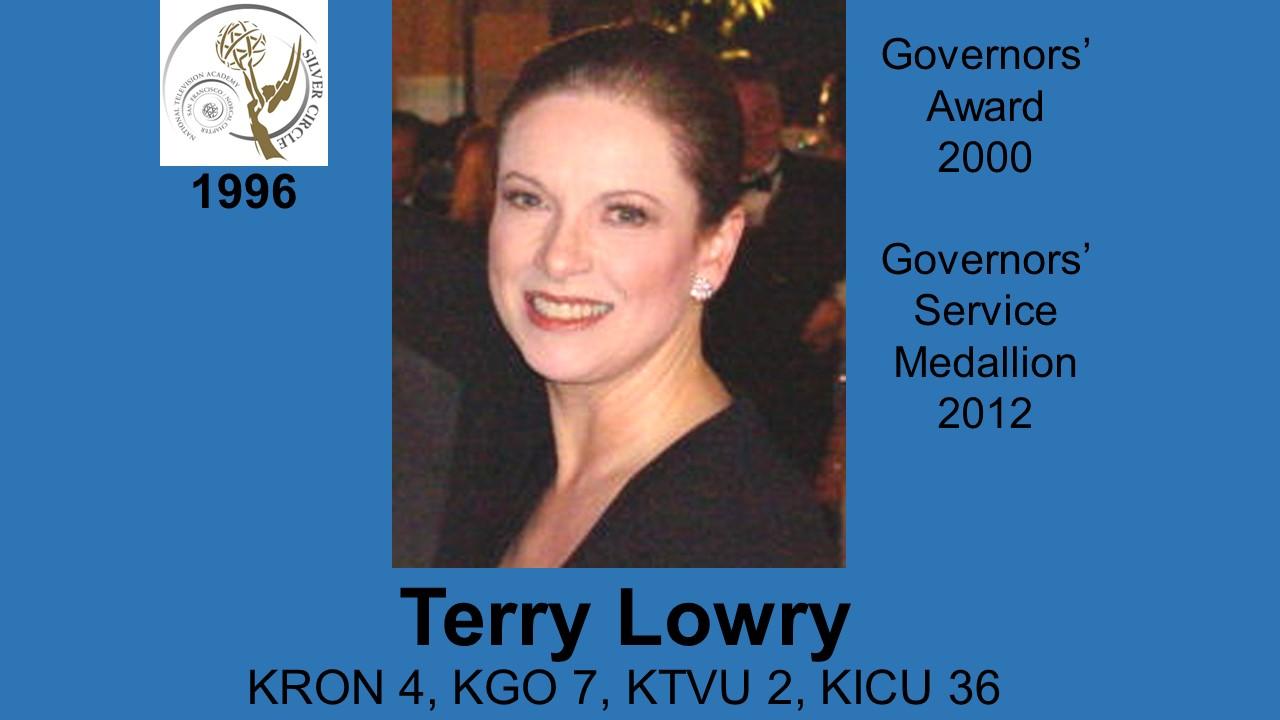 Lowry, Terry | San Francisco / Northern California