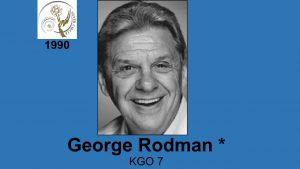 Rodman, G