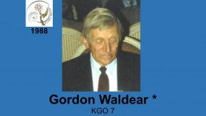 Waldear