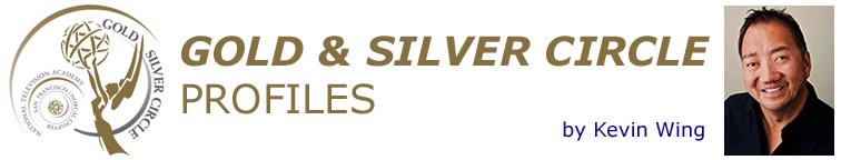 gold & silver circles