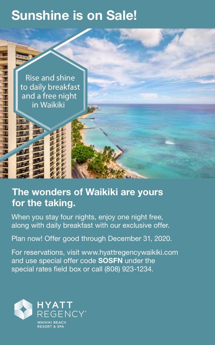 Hyatt Regency Waikiki Hotel