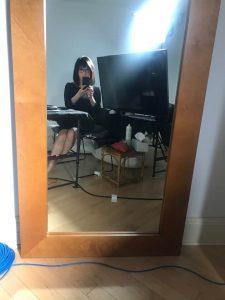 Kaity Tong's Home Studio