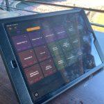 iPad Control Panel
